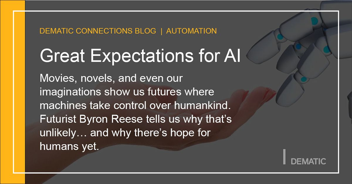 Great Expectations for Artificial Intelligence