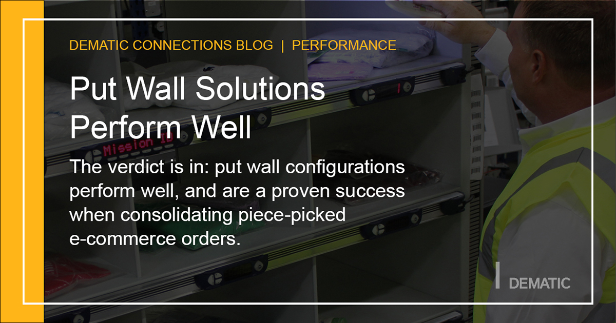 Put wall solutions perform well