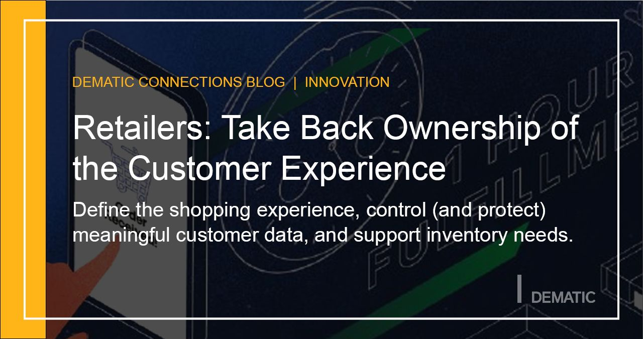 Micro-fulfillment empowers retailers to take back ownership of the customer experience