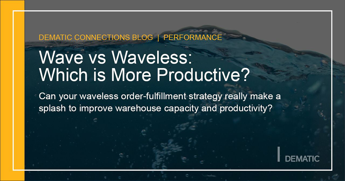 Wave vs waveless: which is more productive?