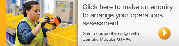 Arrange a free assessment for Modular goods-to-person